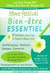 5ème festival bien-être Essentiel
