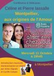 Montpellier, aux origines de l'Amour avec Céline et Pierre Lassalle