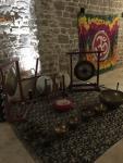 Voyage sonore au bol tibétains