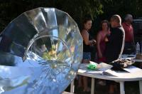Fabrication d'un four solaire et conception d'appareils solaires