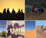 Expérimenter son Intériorité au Coeur du Désert Marocain pour TOUS