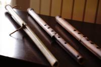 Création de flute en bambou