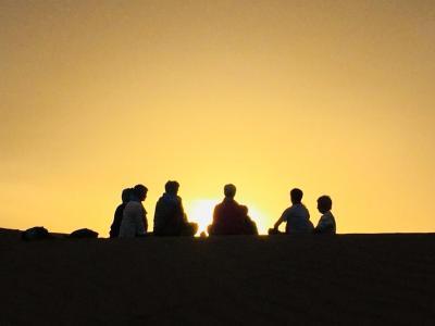 S'accueillir et s'alléger au creux des Dunes marocaines- Spécial FEMME