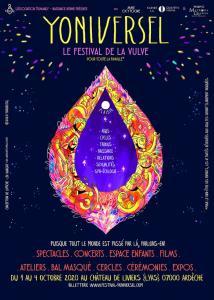 Rencontrez V. Menneteau  et J. GENNA au festival Yoniversel