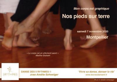 Stage Danse des 5 Rythmes® au Studio La NEF