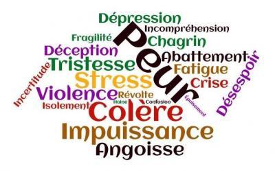 Accompagner et résoudre vos émotions négatives, en cabinet et en ligne