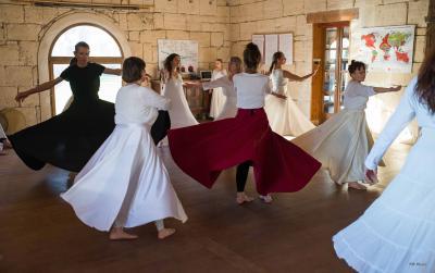Séminaire Danse soufie du Sama