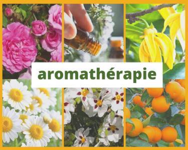 Initiation à l'aromathérapie