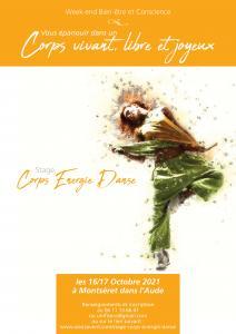 Stage Corps - Energie - Danse