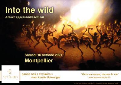 Into the wild - Atelier approfondissement Danse des 5 Rythmes®