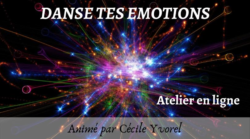 Danse tes émotions  Atelier en ligne