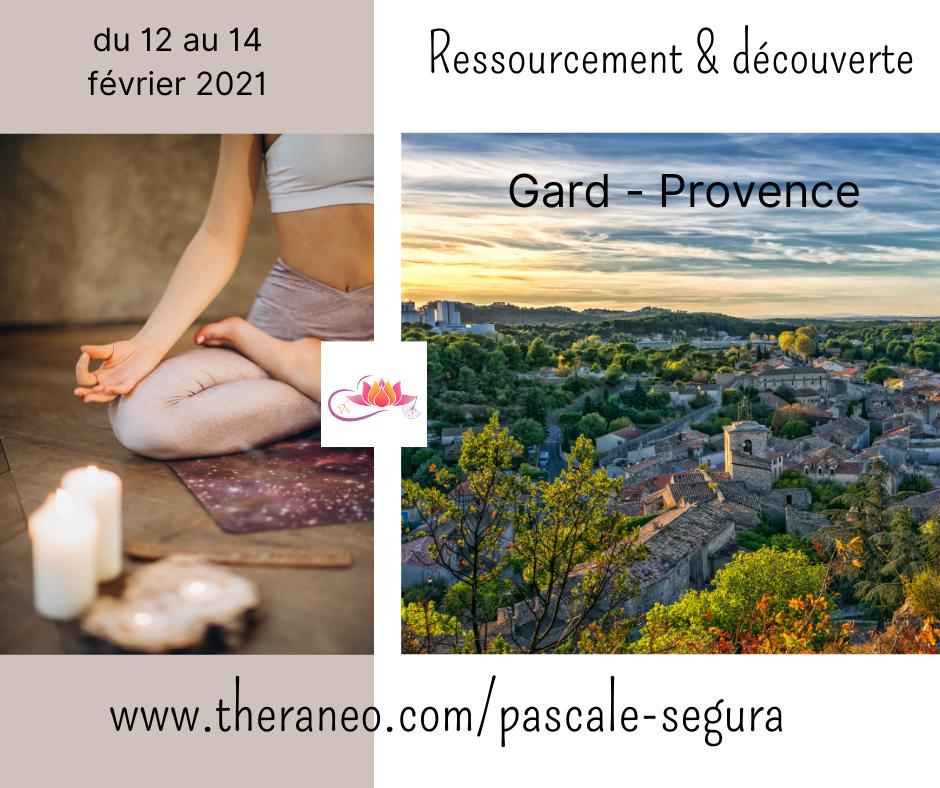 Stage Slow : Ressourcement/Découverte (Gard)-Uzège