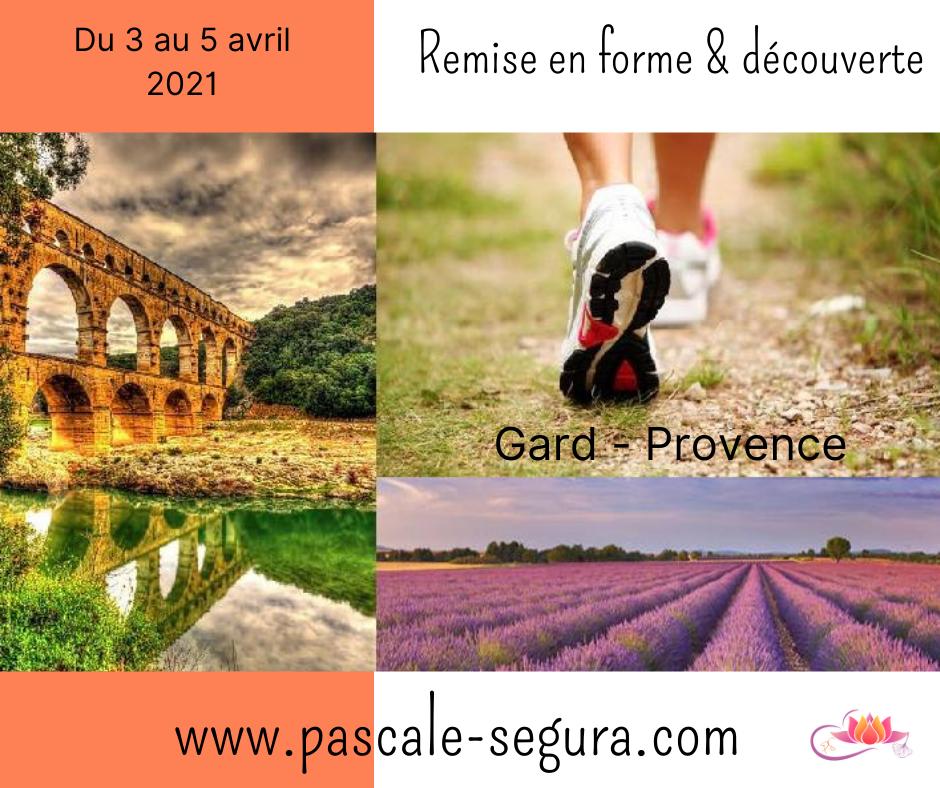 Stage : REMISE EN FORME & DECOUVERTE (Gard)-Uzège