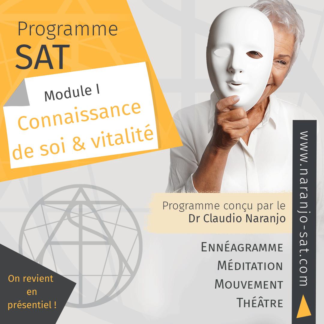 SAT 1 : CONNAISSANCE DE SOI & VITALITÉ